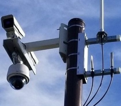 Virtual Perimeter Monitoring System Node Installation Completed