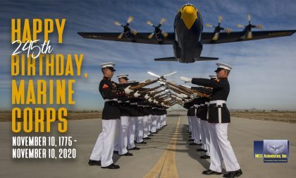 MELE Associates, Inc. Wants to Wish the U.S. Marine Corps a Happy 245th Birthday
