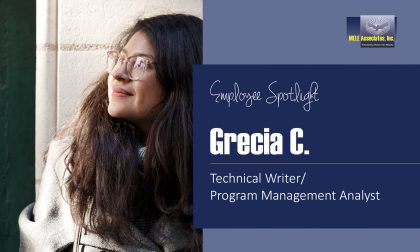 Employee Spotlight – Meet Grecia C.