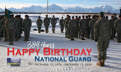 MELE Associates, Inc. Wishes the National Guard a Happy 384th Birthday