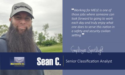 Employee Spotlight – Meet Sean C.